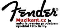 Autorizovaný prodejce FENDER