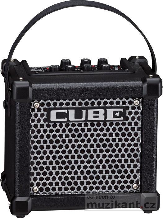 ROLAND Micro Cube GX BK - prodloužená záruka 3 roky