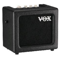 VOX MINI3 G2 BK - prodloužená záruka 3 roky