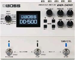 BOSS DD 500 - prodloužená záruka 5 let