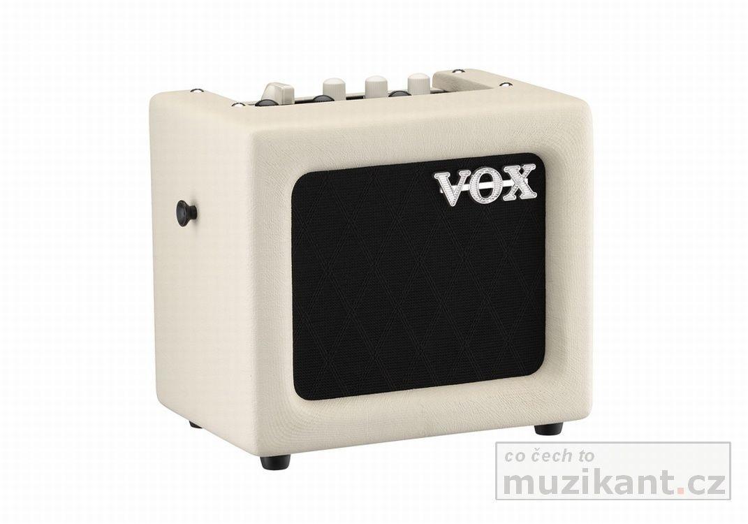 VOX MINI3 G2 IV - prodloužená záruka 3 roky