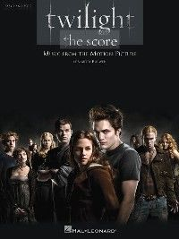 MS Carter Burwell: Twilight: The Score (Easy Piano)
