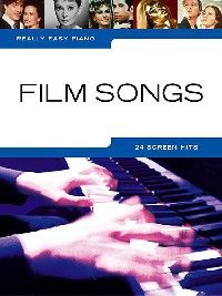 MS Really Easy Piano: Film Songs (24 screen hits)