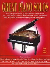 MS Great Piano Solos: The Red Book