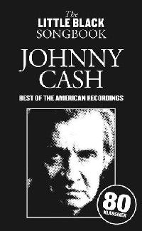 MS The Little Black Songbook: Johnny Cash: Best Of The American Recordings