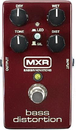 MXR Bass distortion