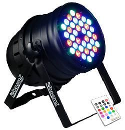 BeamZ LED PAR-64 RGBW