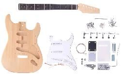 HARLEY BENTON  Electric Guitar Kit ST Style