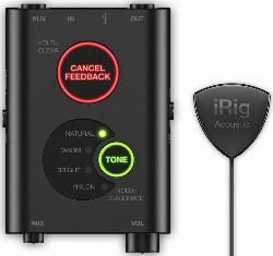 IK MULTIMEDIA iRig Acoustic Stage