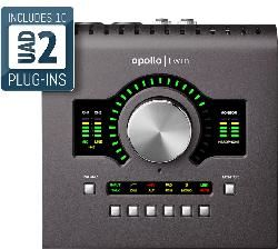 UNIVERSAL AUDIO Apollo Twin MKII DUO