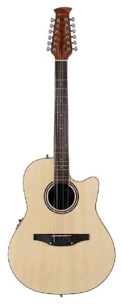 OVATION Applause E AB 2412II Mid Cutaway Natural