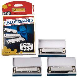 HOHNER Blues Band 559/20 Value Pack