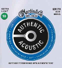 MARTIN Authentic SP 80/20 MA 170