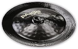 PAISTE 900 Color Sound Black China 16