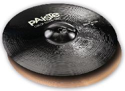 PAISTE 900 Color Sound Black Heavy Hihat 14