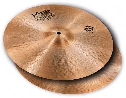 PAISTE 2002 Black Big Beat Hi-hat 15