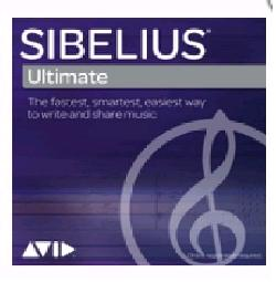 Sibelius | Ultimate Upgrade a Support Plan na jeden rok