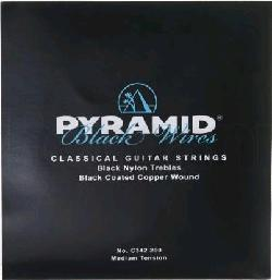 PYRAMID Nylon Black