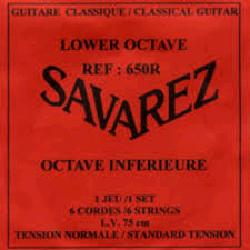 SAVAREZ 650R Red Special