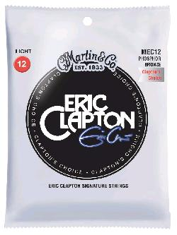 MARTIN Eric Clapton 92/8 Phosphor Bronze Light