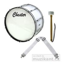 Chester Street Perkuse Marching Bass Drum