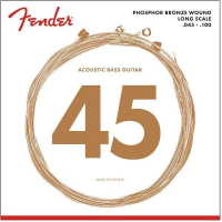 FENDER Acoustic 8060 Bass Strings